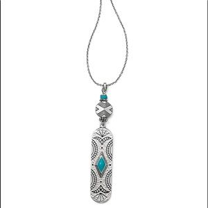 Brighton Southwest Dream Pendant Necklace Silver